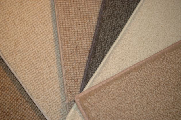 Naturally Undyed Wool Carpet House With No Name Wool