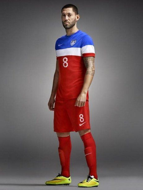 Too French Nike Rolls Out U S World Cup Soccer Uniforms Soccer Uniforms World Cup Teams Soccer World