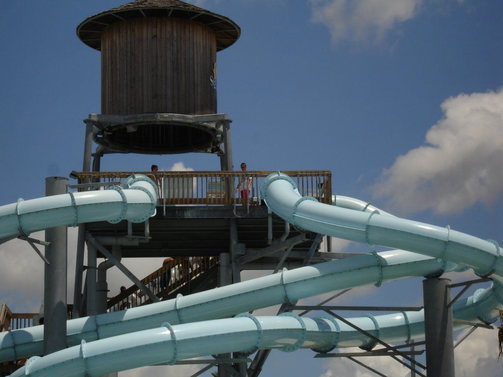 Five Exciting Water Slides. A perfect day in Naples with ...