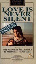 love is never silent movie