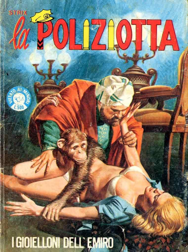 Fumetti Edifumetto, Collana Poliziotta  Fotonovella -9256