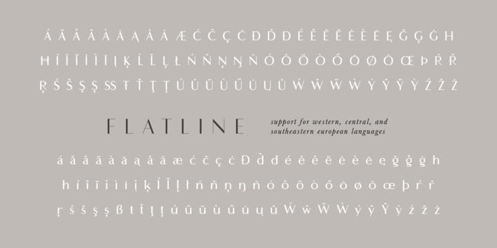 Flatline Font Webfont Desktop Myfonts In 2020 Word Fonts Modern Sans Serif Modern Sans Serif Fonts