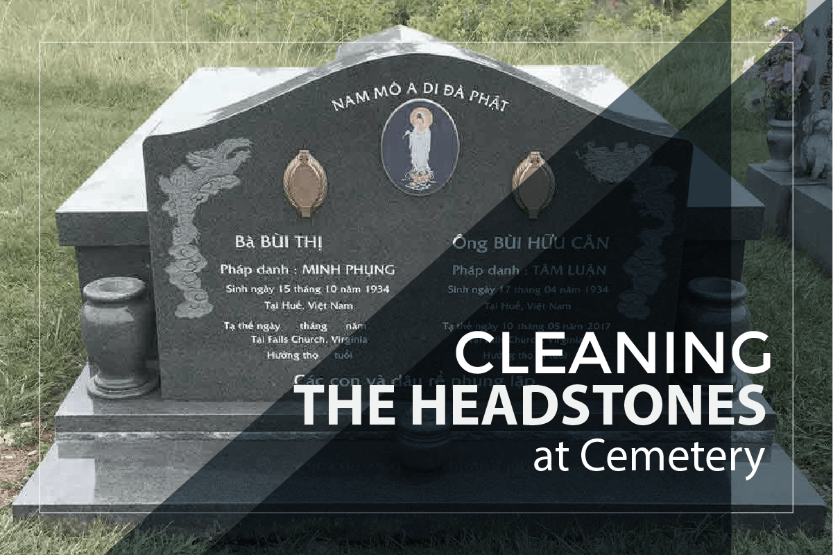 How To Clean Headstones At Cemetery How To Clean Headstones Headstones Granite Headstones