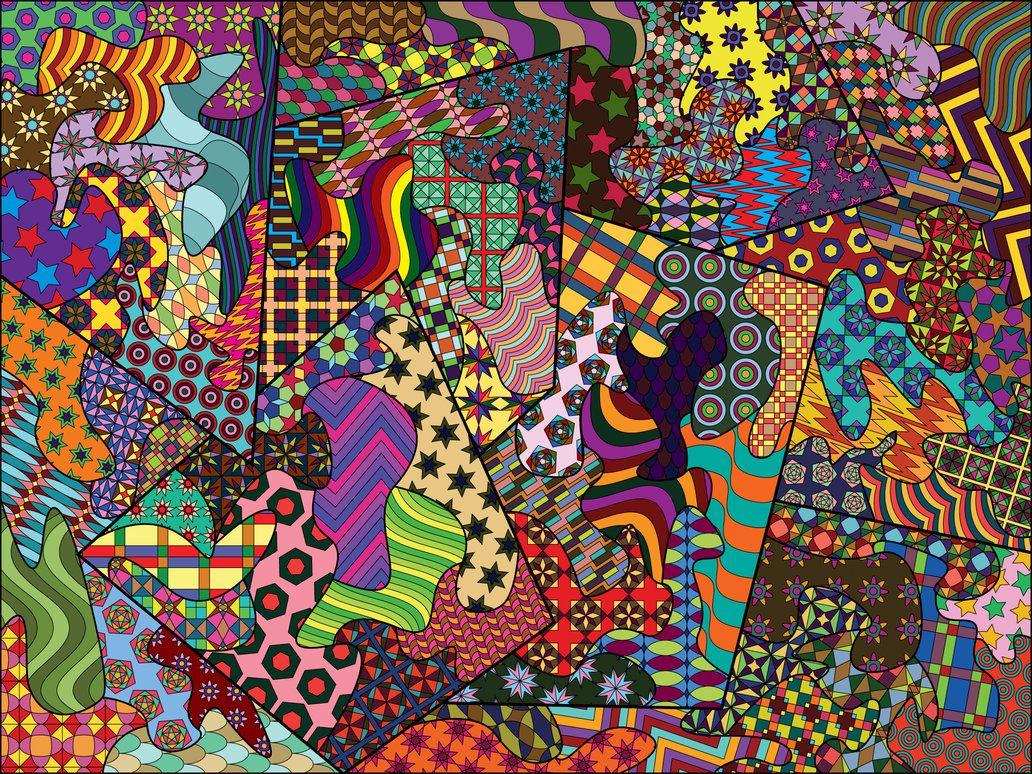 Color zentangles online - Easy Zentangle Patterns Color C Utare Google