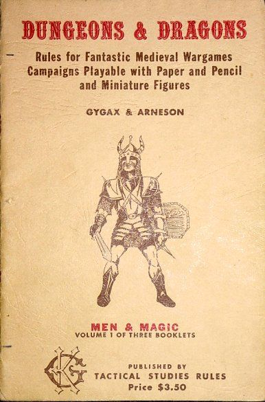 Discover Chainmail Gary Gygax S Dungeons Dragons Prototype
