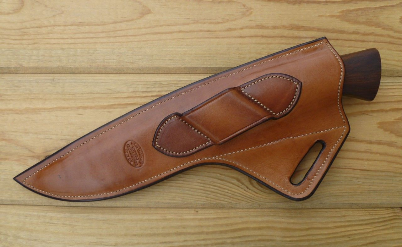 Custom Cross Draw Sheath Leather Craft Pinterest Knife Sheath