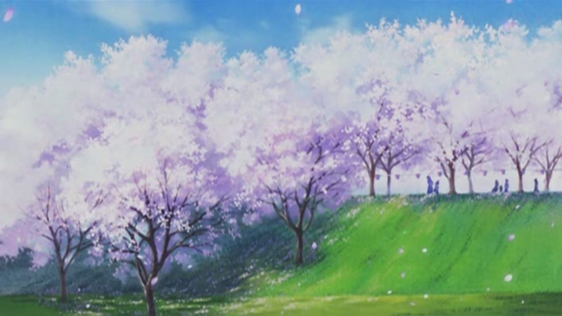 Anime Scenery wow!!! 風景, 景色, イラスト