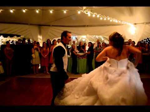 Awesome First Dance At Wedding Reception Groom Bride Surprised Their Guests