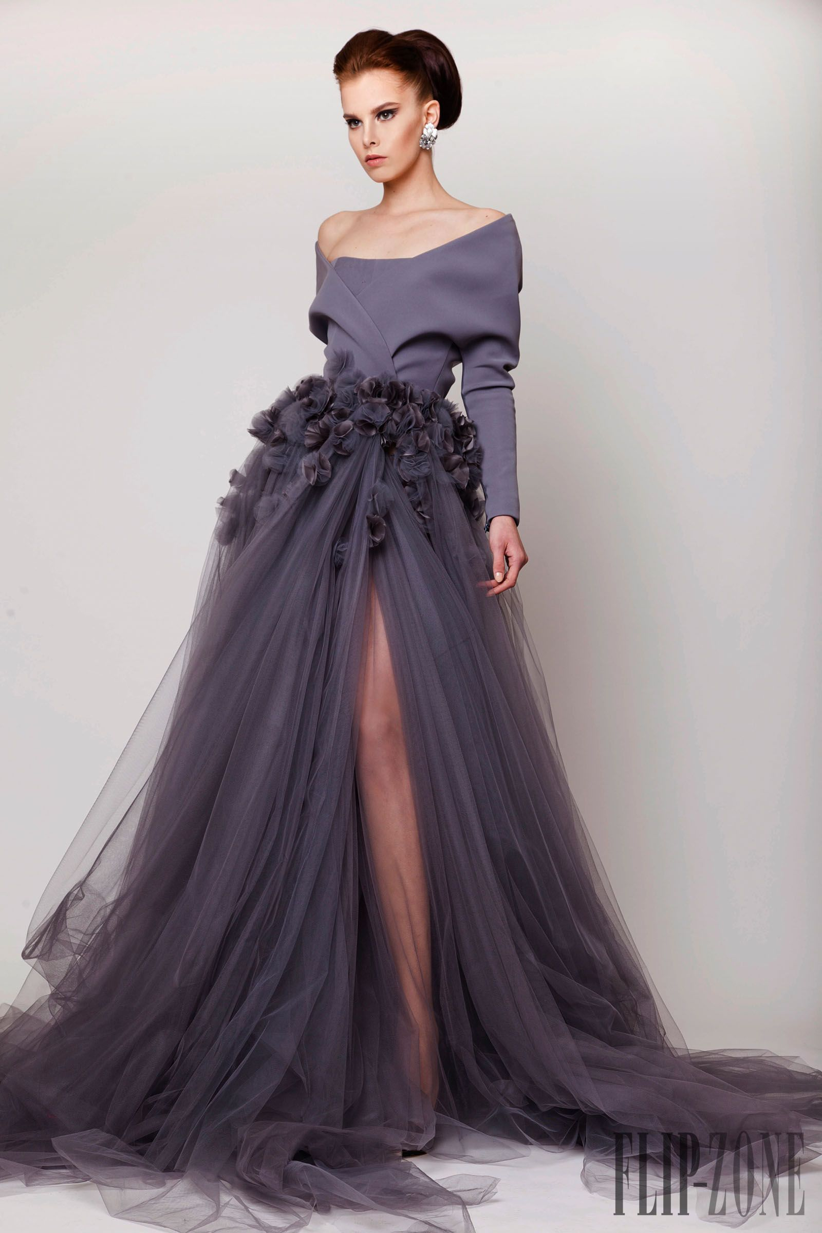 Azzi & Osta Spring-summer 2015 - Couture | EVENING DRESSES ...