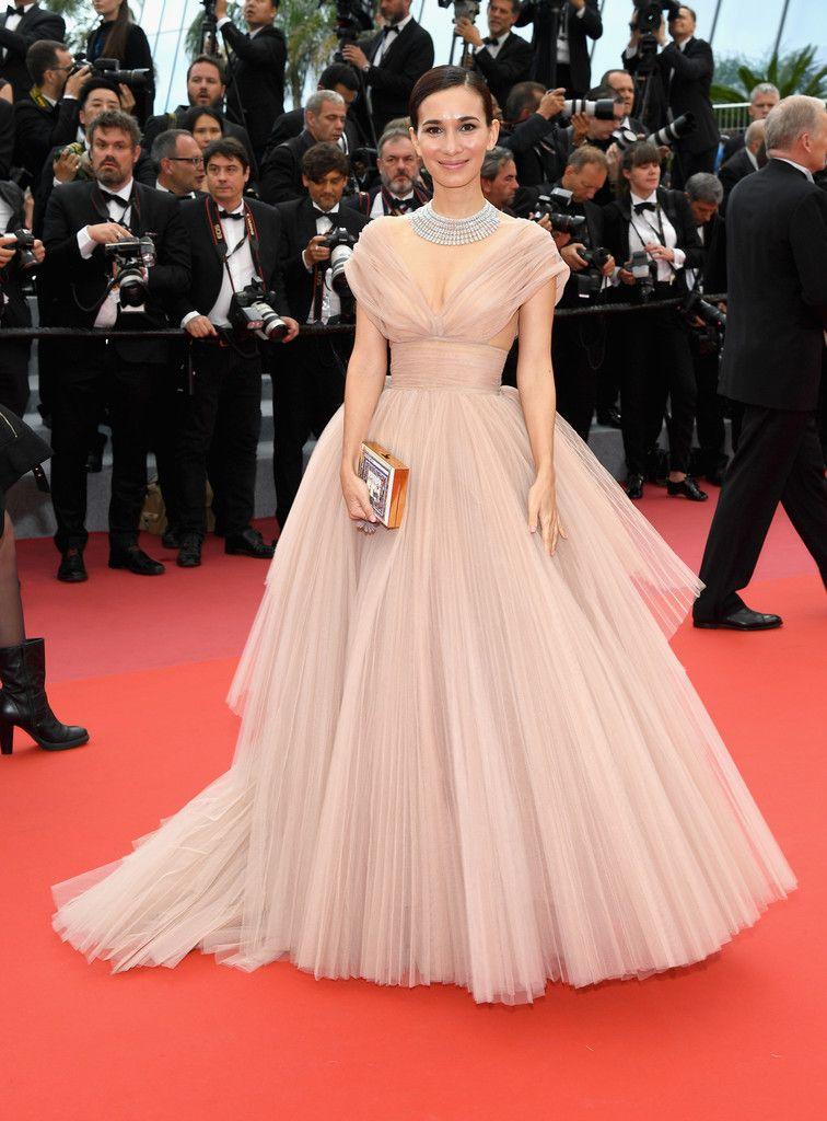 Celina Jade Photos Photos Sorry Angel Plaire Aimer Et Courir Vite Red Carpet Arrivals The 71st Annual Cannes Film Festival Glamorous Dresses Celebrity Dresses Fancy Dresses