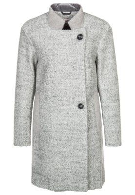 Louche TEDDI - Wollmantel / klassischer Mantel - light grey - Zalando.de