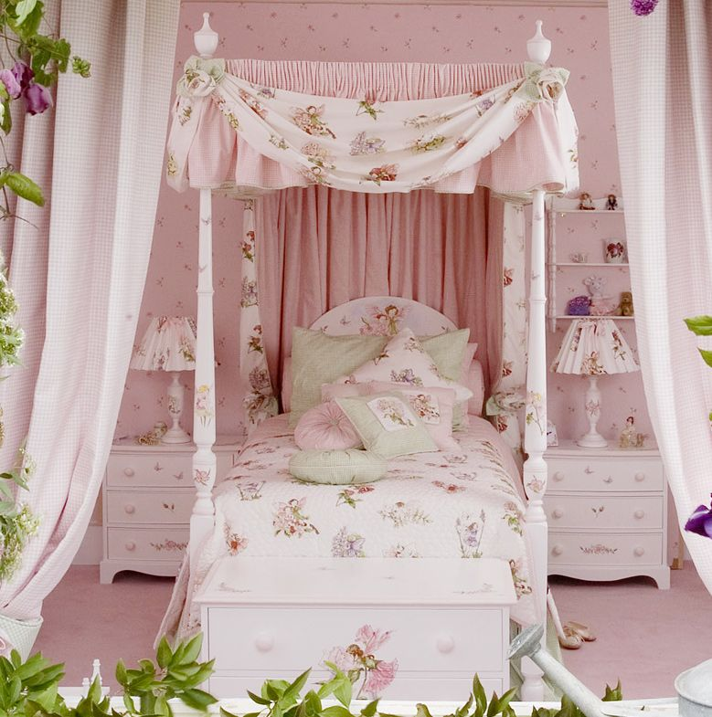 roomset Beatrix Potter hand painted childrens furniture ...
