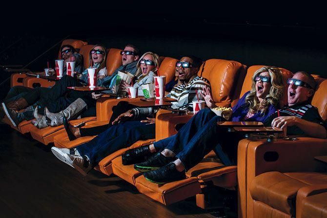 Cinetopia Progress Ridge 14 Best Seat In The House Living Room Theater