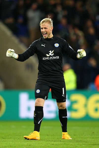 Kasper Schmeichel Photos Photos Leicester City V Liverpool Leicester City Football Leicester City Football Club Kasper Schmeichel