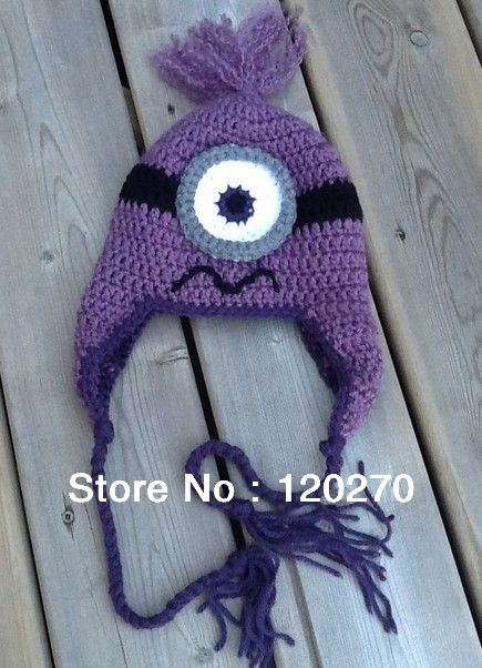 Popular Evil Minion Hat-Buy Cheap Evil Minion Hat lots from China ...