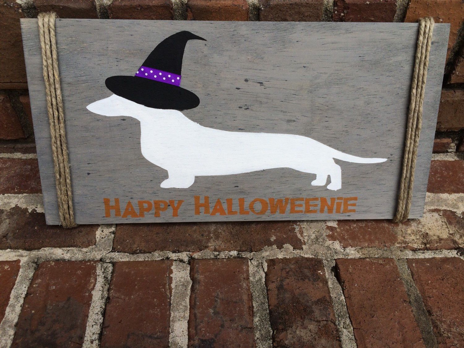Dachshund Home Decor Happy Halloween Dachshund Home Decor Happy Halloweenie Dachshund