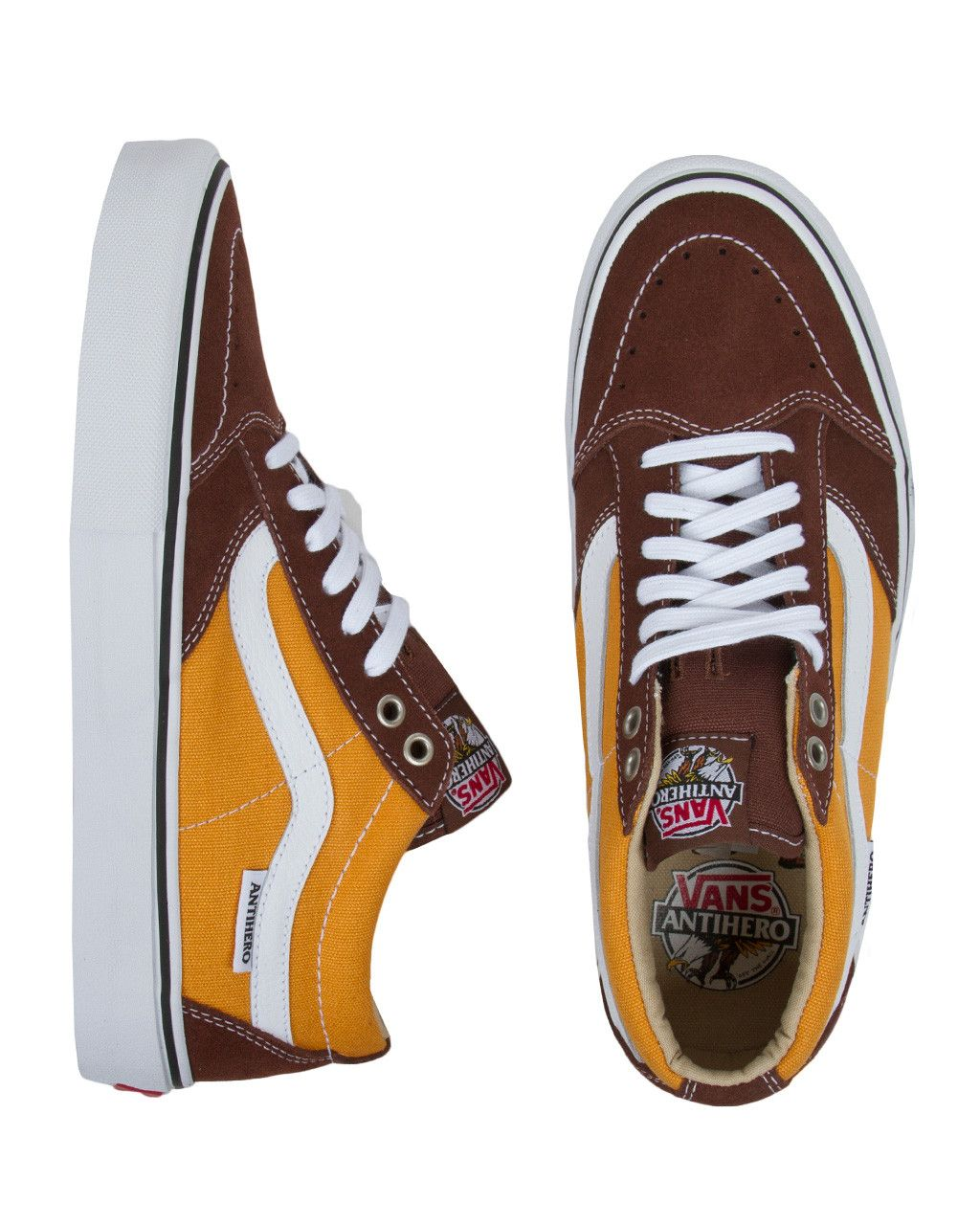 8e4ebb07a7 Vans TNT SG Shoes - Anti Hero Collaboration