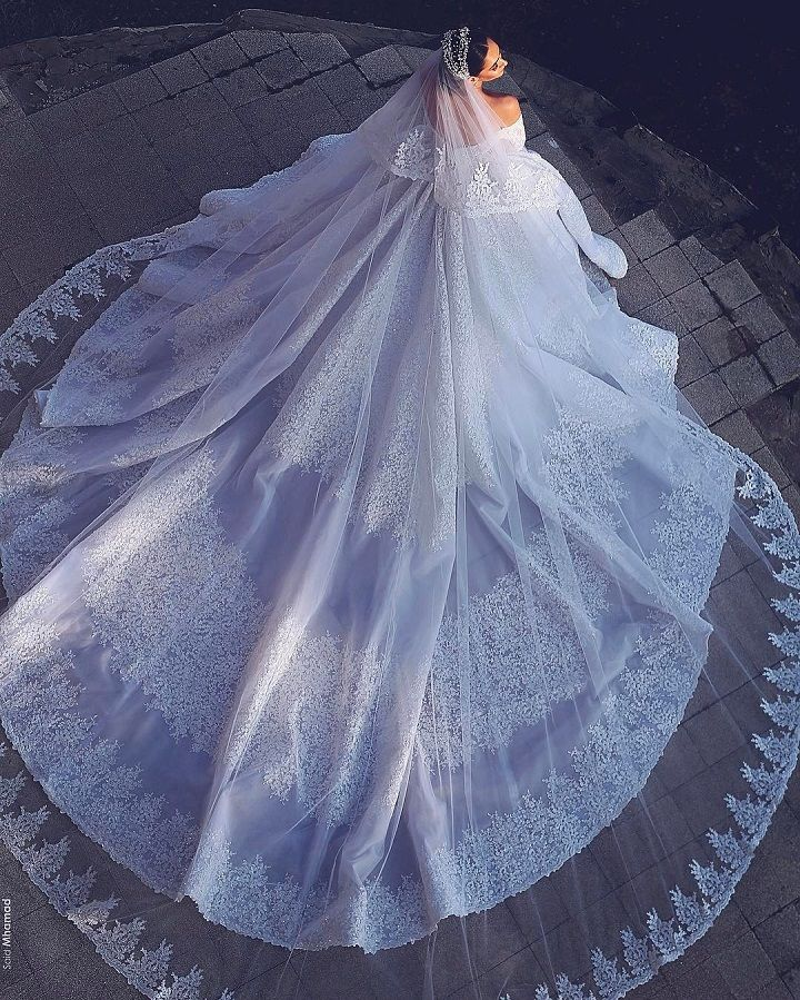 Unconventional Princess Ball Gown Wedding Dresses | Fairytale Wedding Dress #weddingdress #weddingdresses #ballgown #princessballgown #weddinggowns #uniqueweddinggown