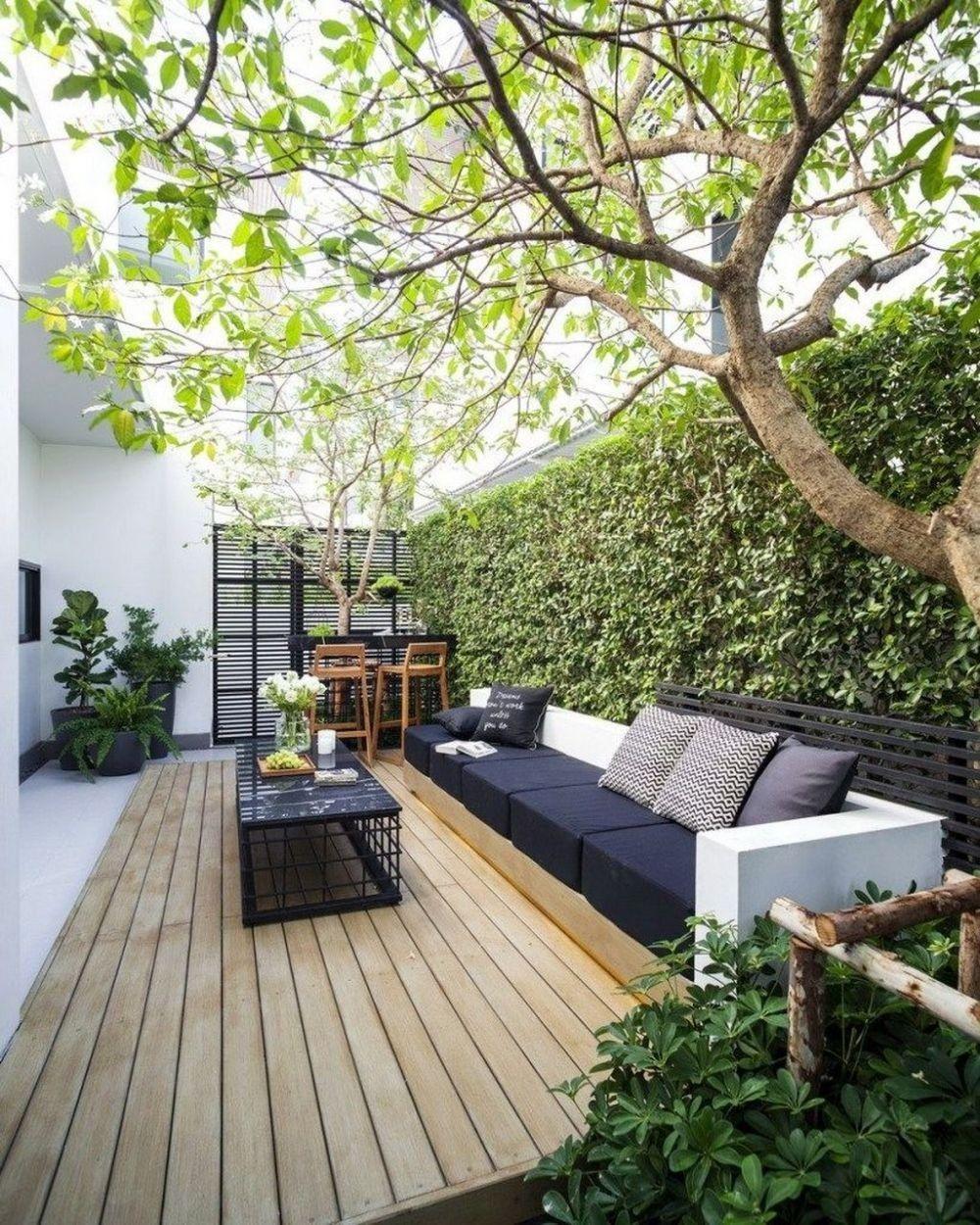 10 Tips Gaya Penataan Taman Rumah Mulai Ala Jepang Sampai Modern Desain Patio Dekorasi Luar Ruangan Tanaman Dalam Rumah