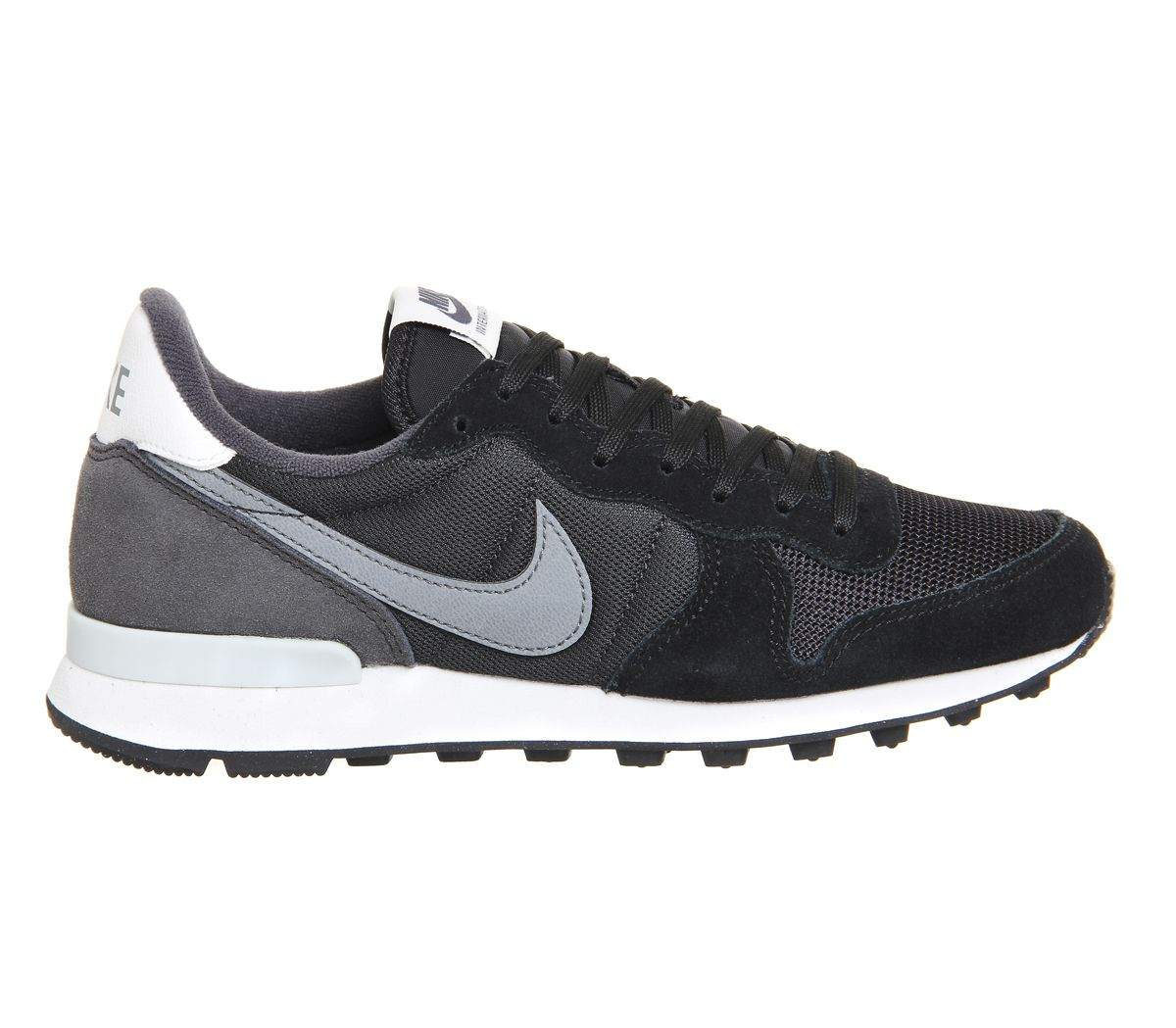 Buy Black Cool Grey Anthracite Nike Nike Internationalist (w) from  OFFICE.co.