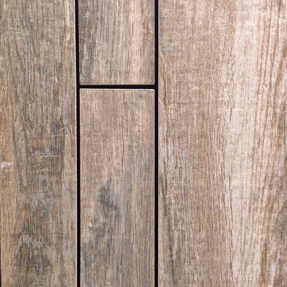 Stage Pointe porcelain tile by Ceratec