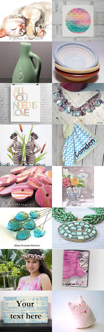 a SMILE with Integrity :) by Soury on Etsy--Pinned with TreasuryPin.com