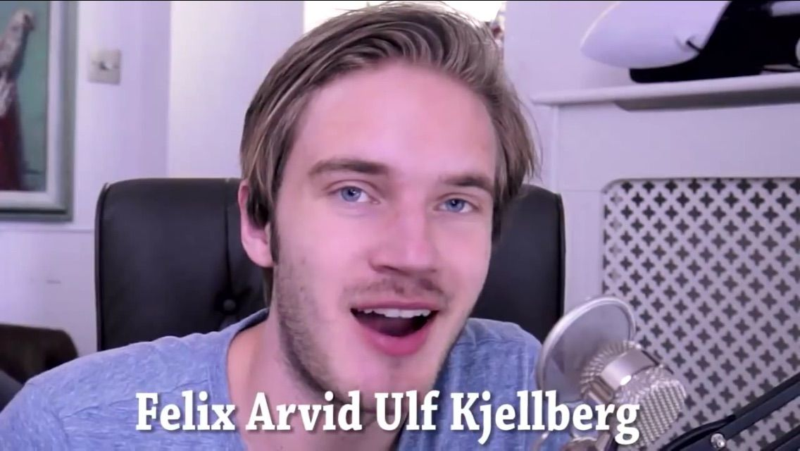 pewdiepie and his full name the more you know