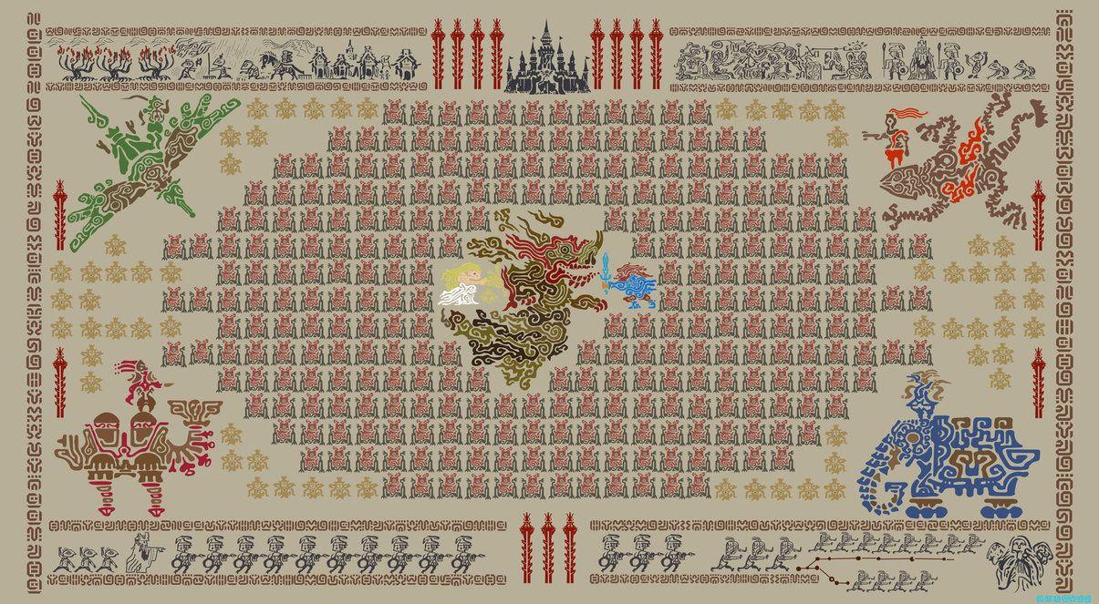 Botw Tapestry By Https Www Deviantart Com Sintell743 On Deviantart Tapestry Art Deviantart