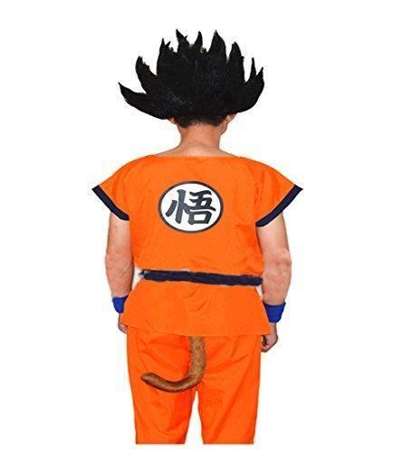 Dragon Ball DragonBall Z GoKu Cosplay Costume And Wig Kids Child Halloween Party Janpan Anime GoKu  sc 1 st  Pinterest & Dragon Ball DragonBall Z GoKu Cosplay Costume And Wig Kids Child ...