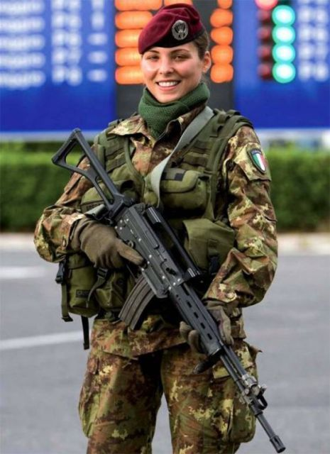 Total Frat Move | U.S. Military To Allow Women In All Combat Roles