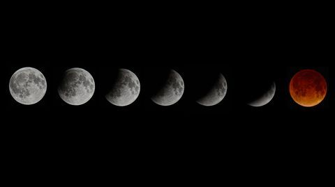 """Early risers in Finland will have the rare opportunity to witness an astronomical phenomenon of a total lunar eclipse of a so-called """"supermoon."""" It has been more than 30 years since the last combination of the two phenomena occurred."""