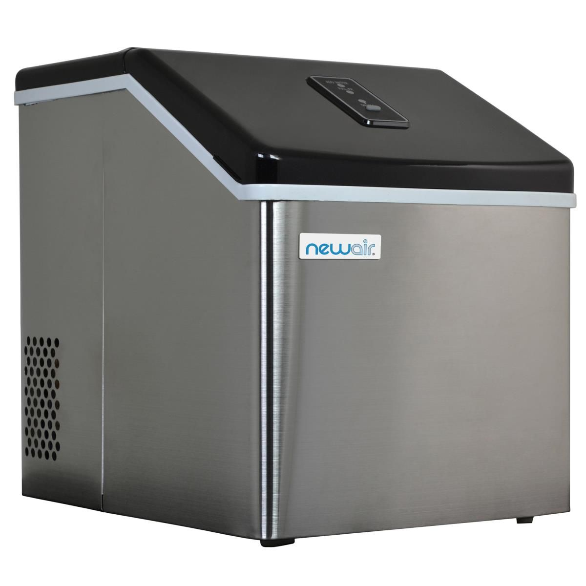 Countertop Clear Ice Maker 40 Lbs Of Ice A Day With Images