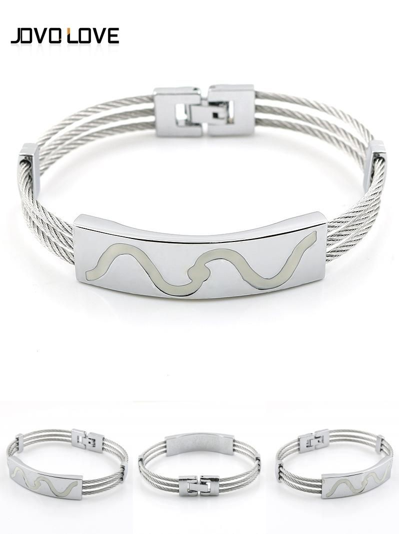 Visit to buy wholesale titanium stainless steel bracelets with