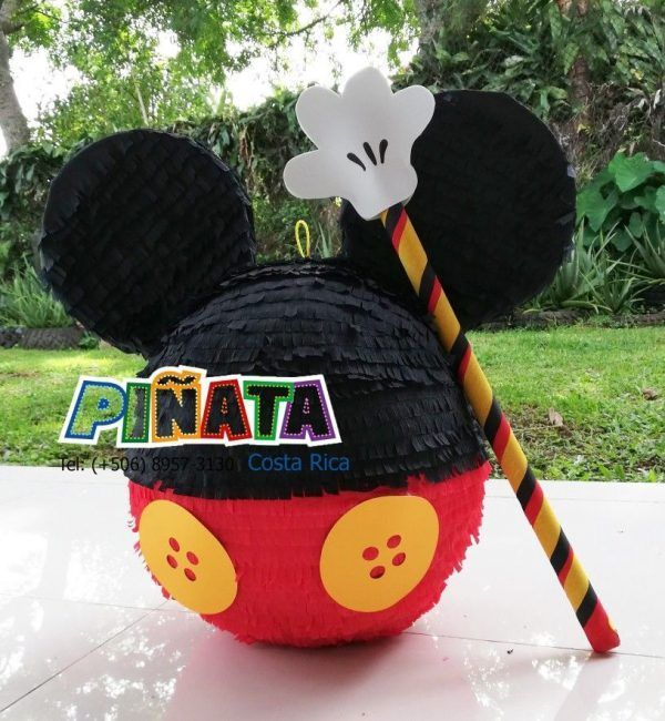 Mickey Mouse Birthday Party: Mickey Mouse Decorations & Ideas #mickeymousebirthdaypartyideas1st