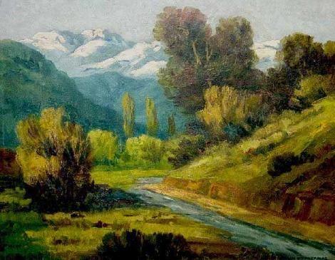 pintores chilenos | Pinturas Chilenas | Pinterest | Search
