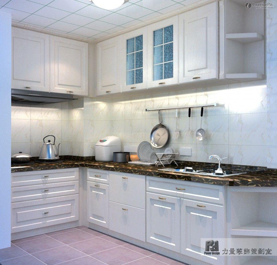 European Kitchen Cabinets And Oversized Kitchen Island Ideas ...