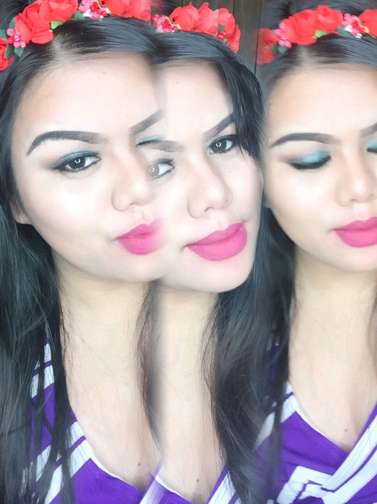 Cool tone eyeshadow Makeup looks, Cool tones, Eyeshadow