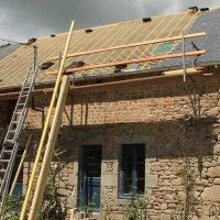 Travaux et prix d une sur l vation de toiture toiture couverture for Surelevation toiture prix