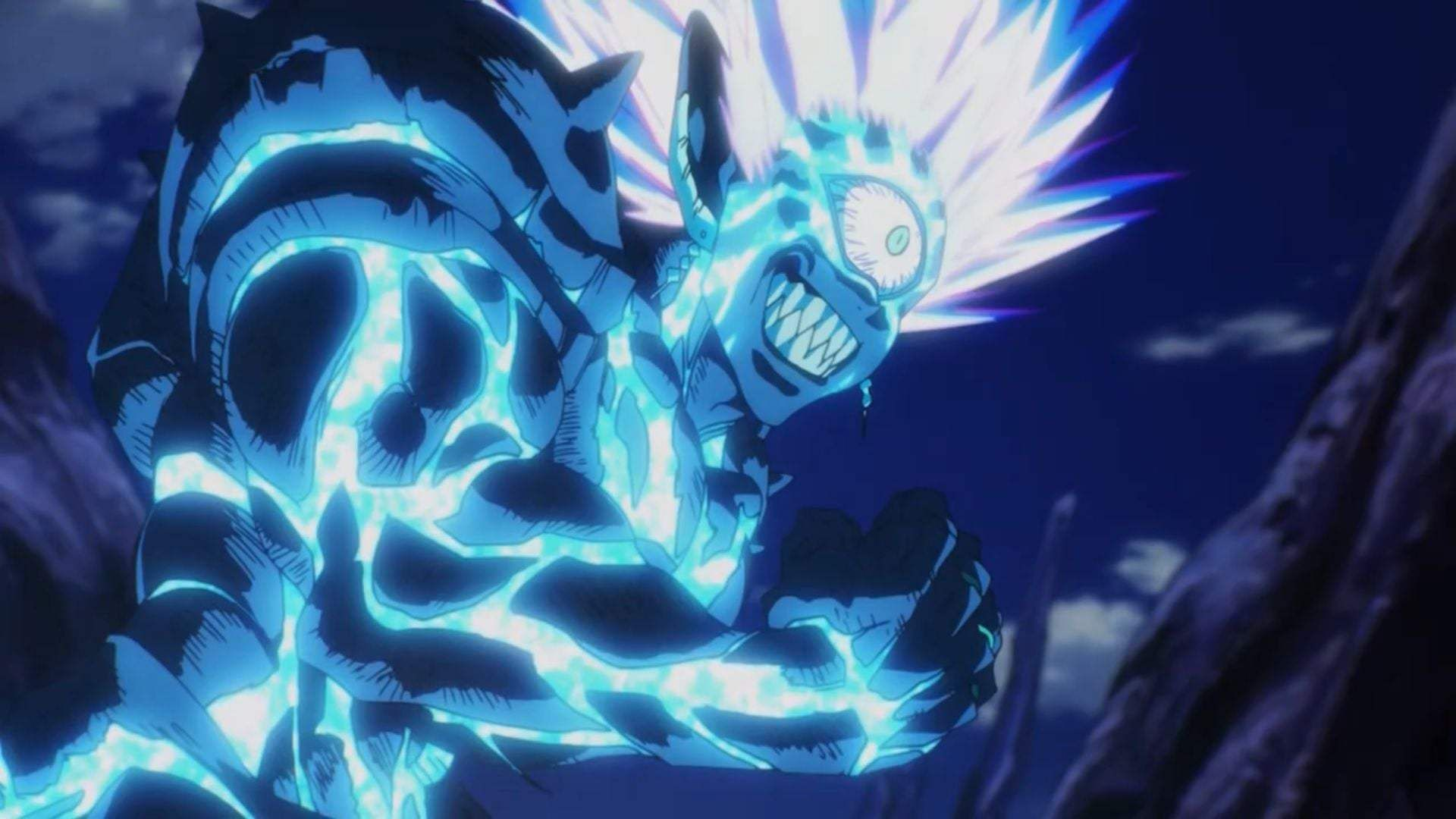 One Punch Man Saitama vs Lord Boros Full Fight Animated