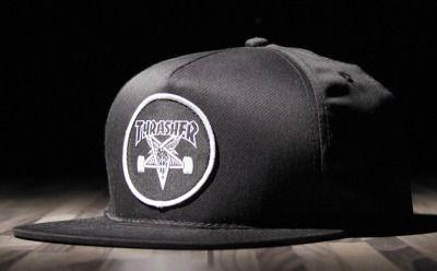thrashermag:  Skategoat Snapback