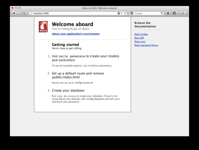 Ruby on Rails Tutorial: Learn Web Development with Rails ...