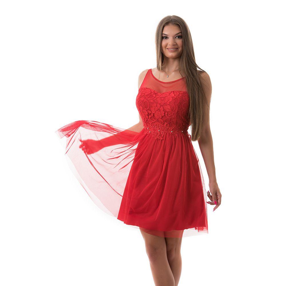 939e6dc82209 Derékban hímzett, gyönggyel futtatott muszlin koktélruha, piros | Anyák |  Cold shoulder dress, Shoulder dress és Dresses