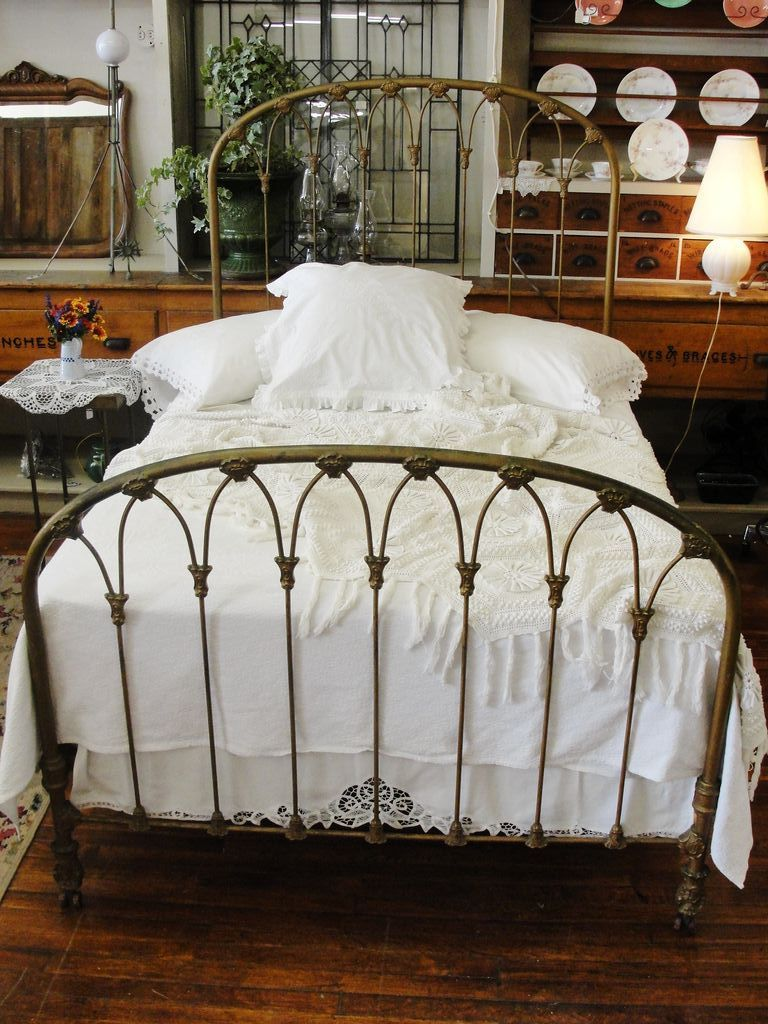 This Bed Is Referred To As A Cathedral Arch Design They Mimic The