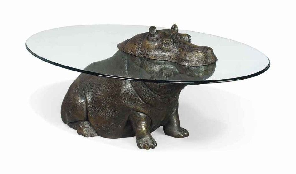 Discover 10 Brilliant Animal Shaped Side Tables Animal Coffee Table Coffee Table Design Bronze Coffee Table