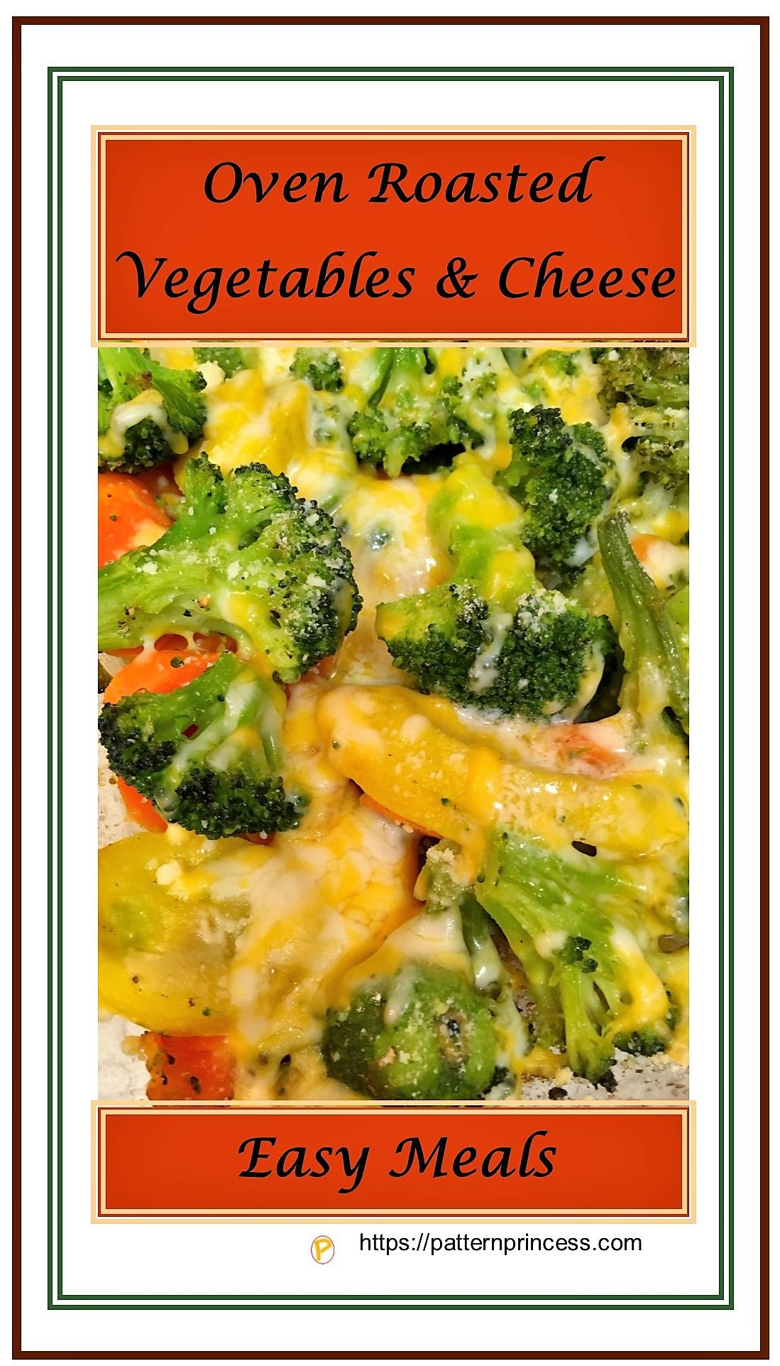 Oven Roasted Vegetables amp Cheese Yes, you can do oven roasted vegetables and cheese using frozen ve