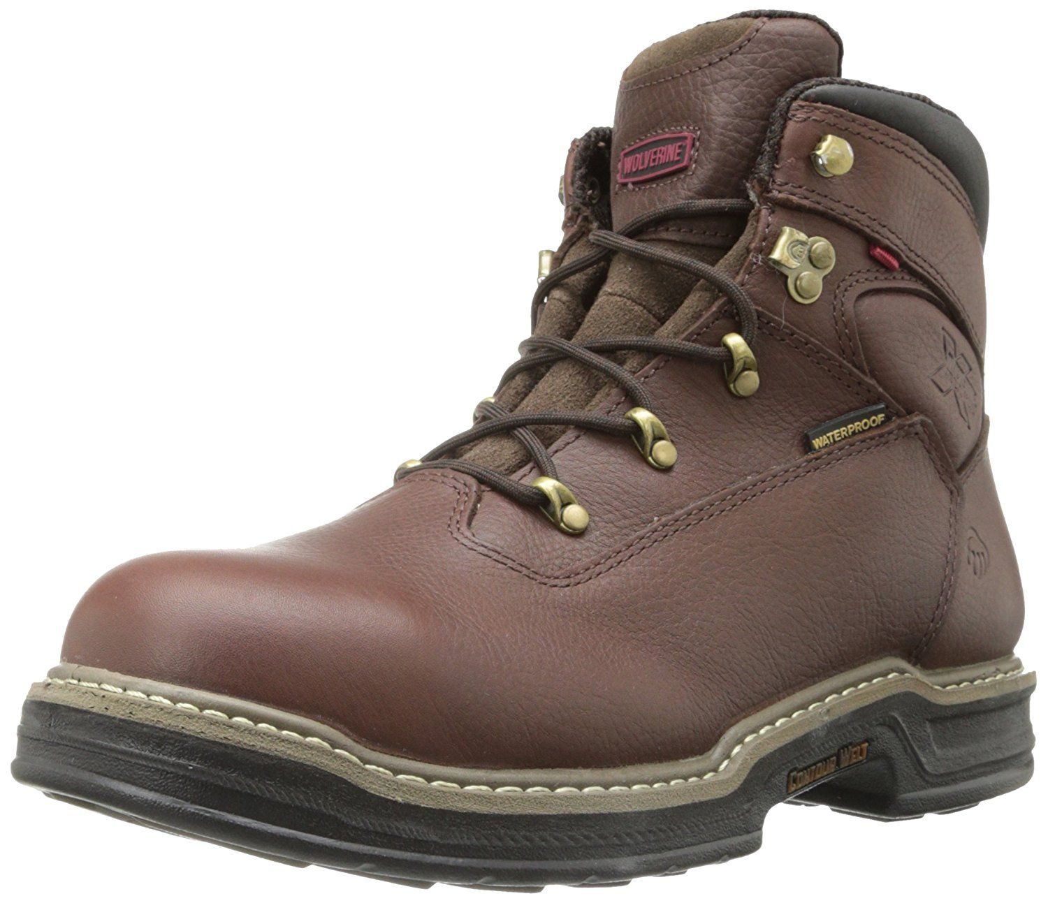 39e949d6b80 Wolverine Men's W04820 Buccaneer Work Boot ** Find out more details ...