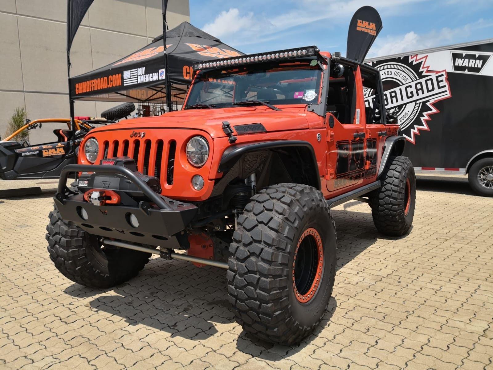 Orange Jeep Jeep Wrangler Orange Jeep Jeep