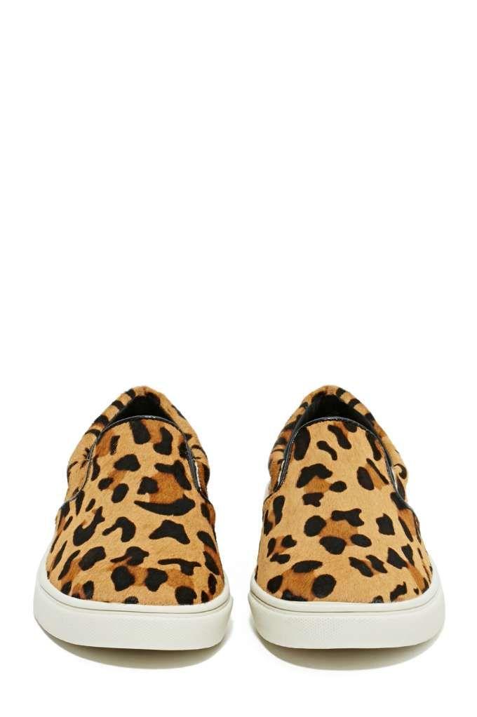 a201d636e84 Steve Madden Eccentric Pony Hair Sneaker - Leopard   Fashion Must ...