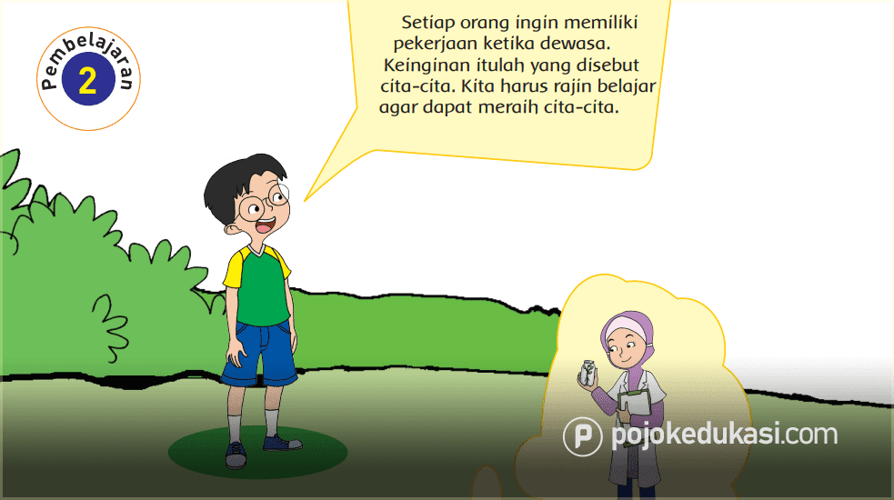 Kunci Jawaban Halaman 14 16 17 18 21 Tema 6 Kelas 4 Buku Belajar Kurikulum