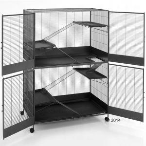 Gabbia Savic Suite Royal Xl Metal Table Legs Suite Loft Bed